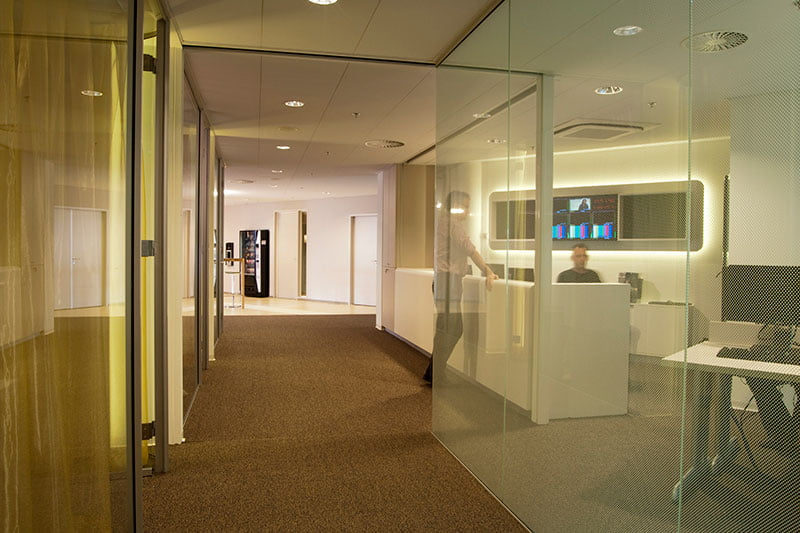 Interieur KRO Mariaplein