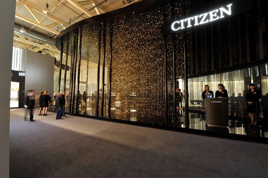Citizen op Baselworld