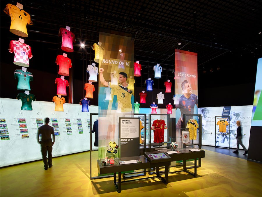 FIFA tentoonstelling