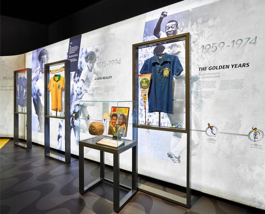 FIFA - Tijdelijke tentoonstelling