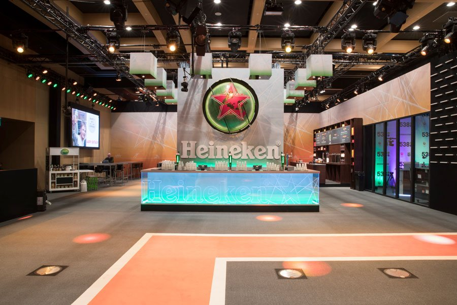 Holland Heineken House - Bar
