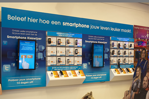 Phone House Smartphone Selecter