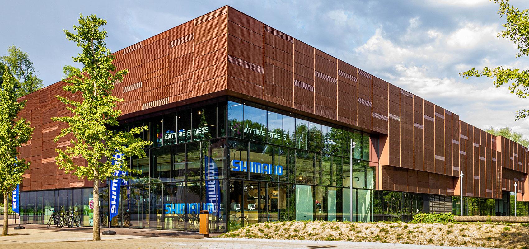 Brand Experience for Shimano in Valkenburg - by Hypsos